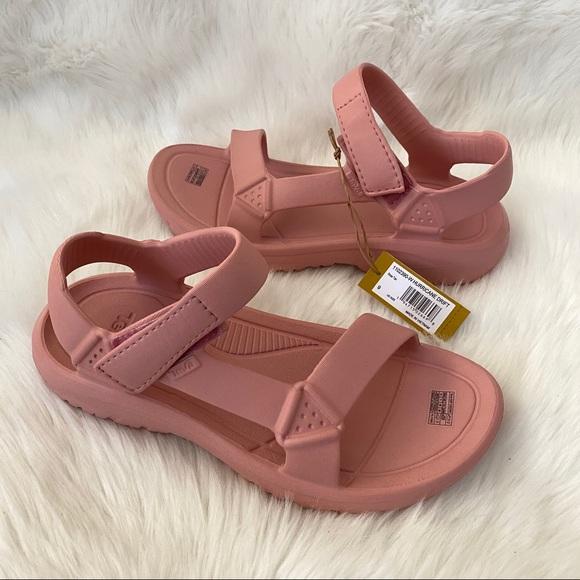 Teva Hurricane Drift Sandals Rose Pink
